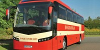 Hollinshead Coaches take Volvo Jonckheere