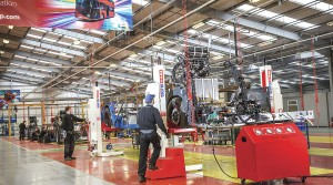 Daimler engines as Wrightbus targets Euro growth