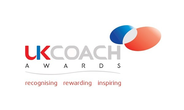 Stuart Jones recognised at Coach Awards
