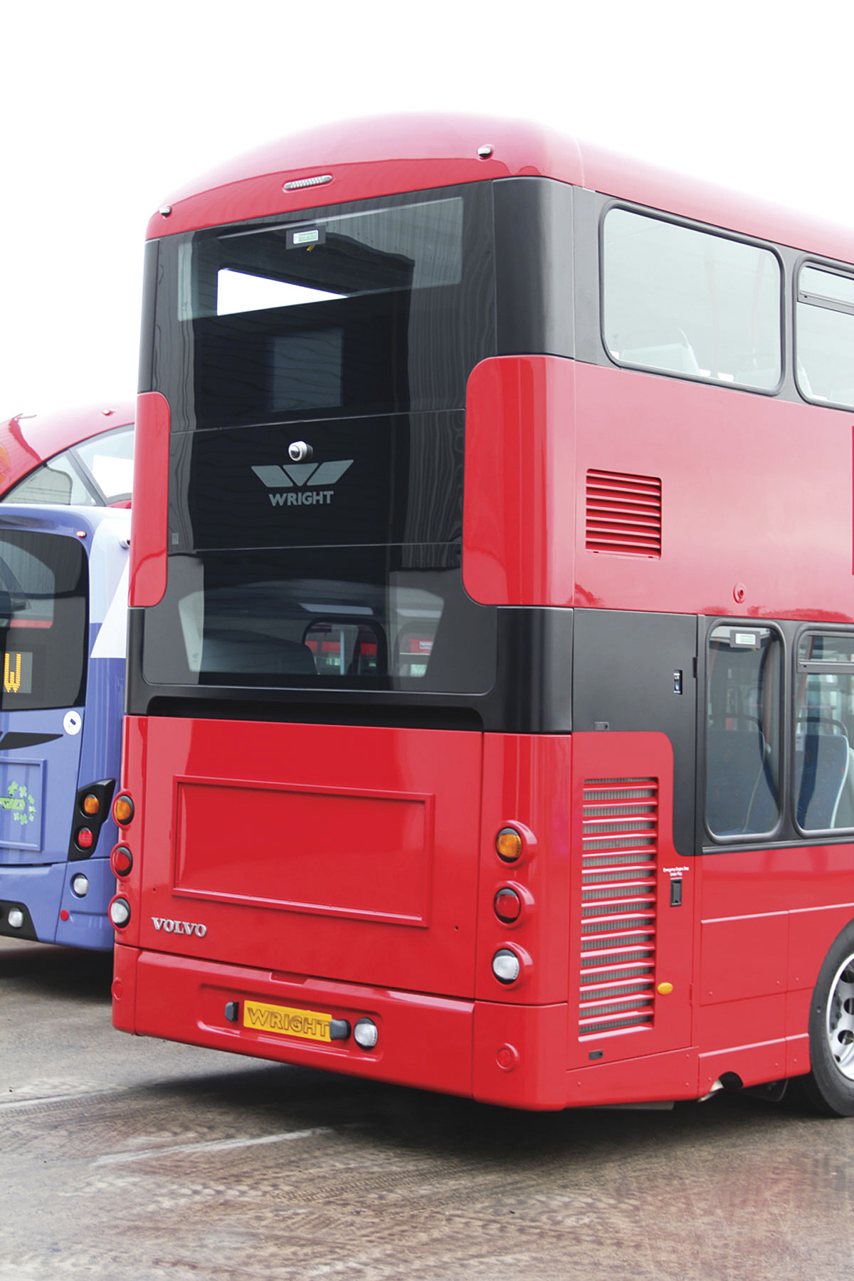 Daimler engines as Wrightbus targets Euro growth - Page 2 of 5 - Bus & Coach Buyer