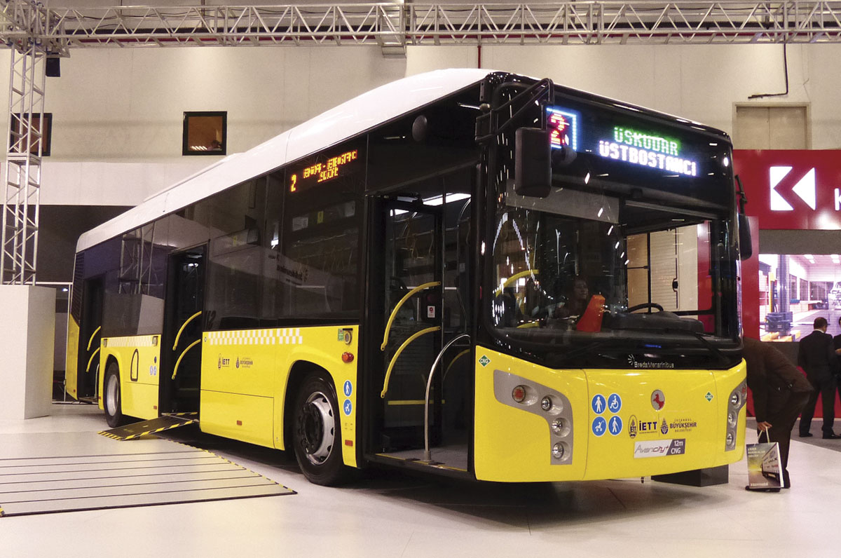 Turkish bus market booming - Bus & Coach Buyer