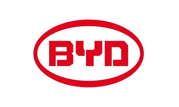 Italy's first electric fleet from BYD…..
