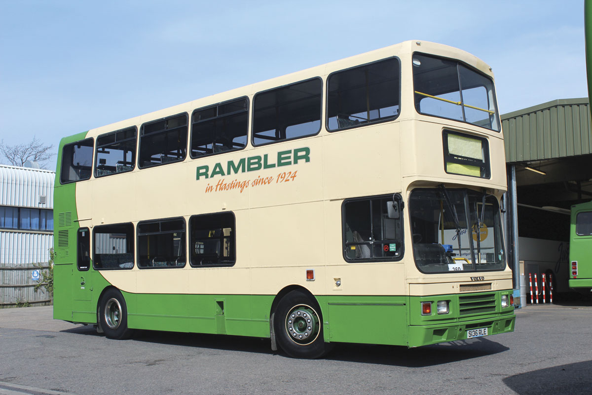 Rambler Coaches Celebrate 90 Years Page 2 Of 2 Bus Amp Coach Buyer