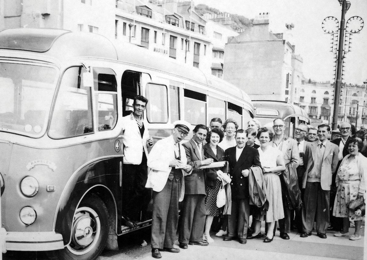 Rambler Coaches celebrate 90 years - Bus & Coach Buyer