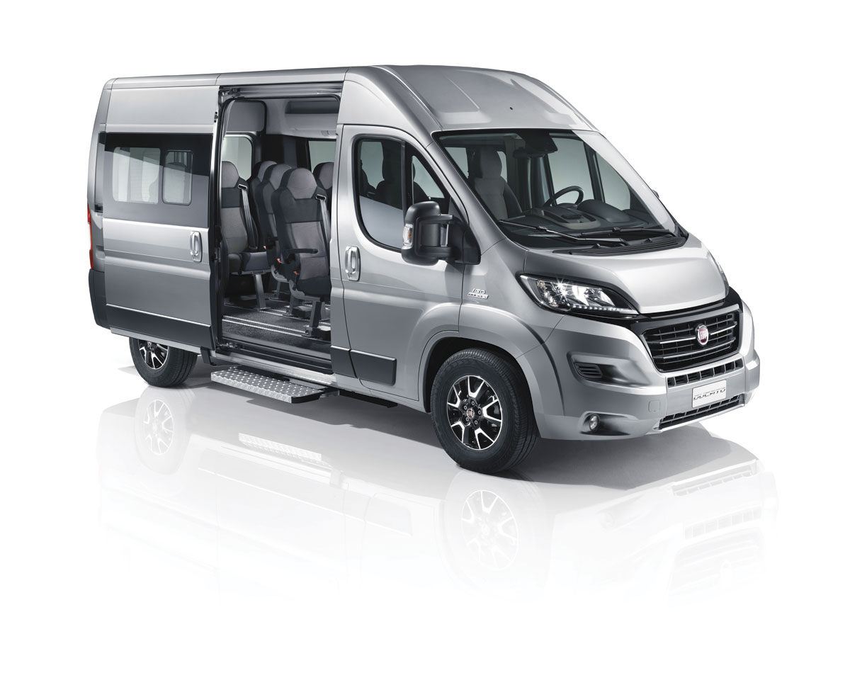 The New Generation Fiat Ducato Sixth And The Best Bus