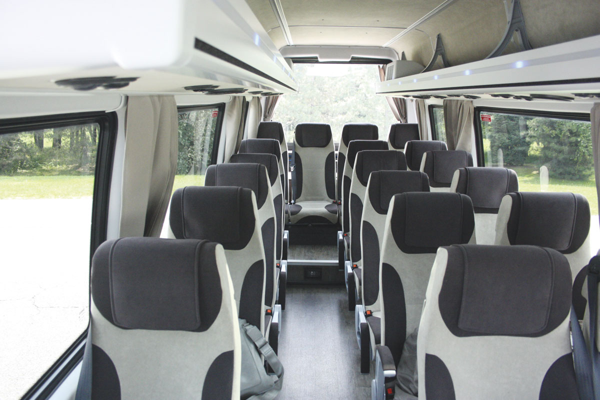 Stunning Iveco S New Daily Page 2 Of 2 Bus Amp Coach Buyer