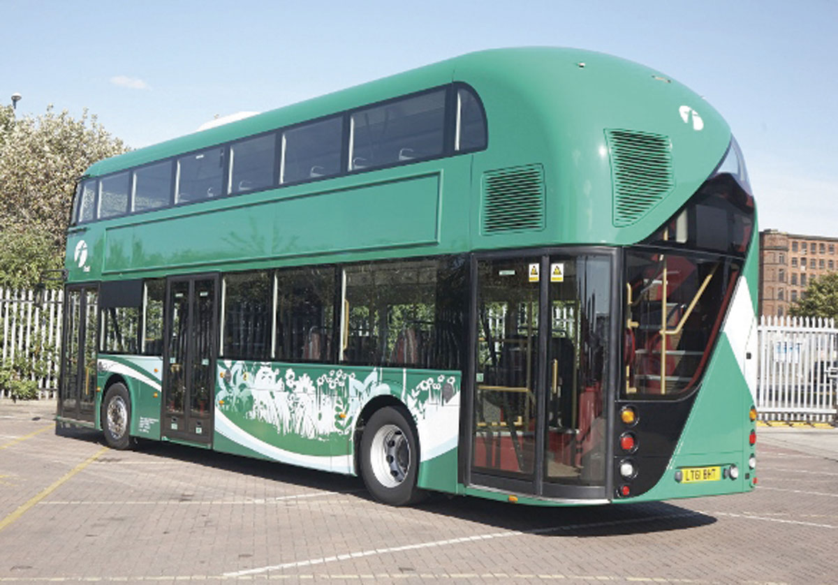 New Bus For West Yorkshire Bus Amp Coach Buyer