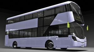 New look for Wrightbus