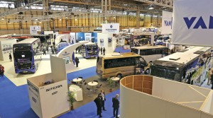 Euro Bus Expo 2014 – Large Vehicles