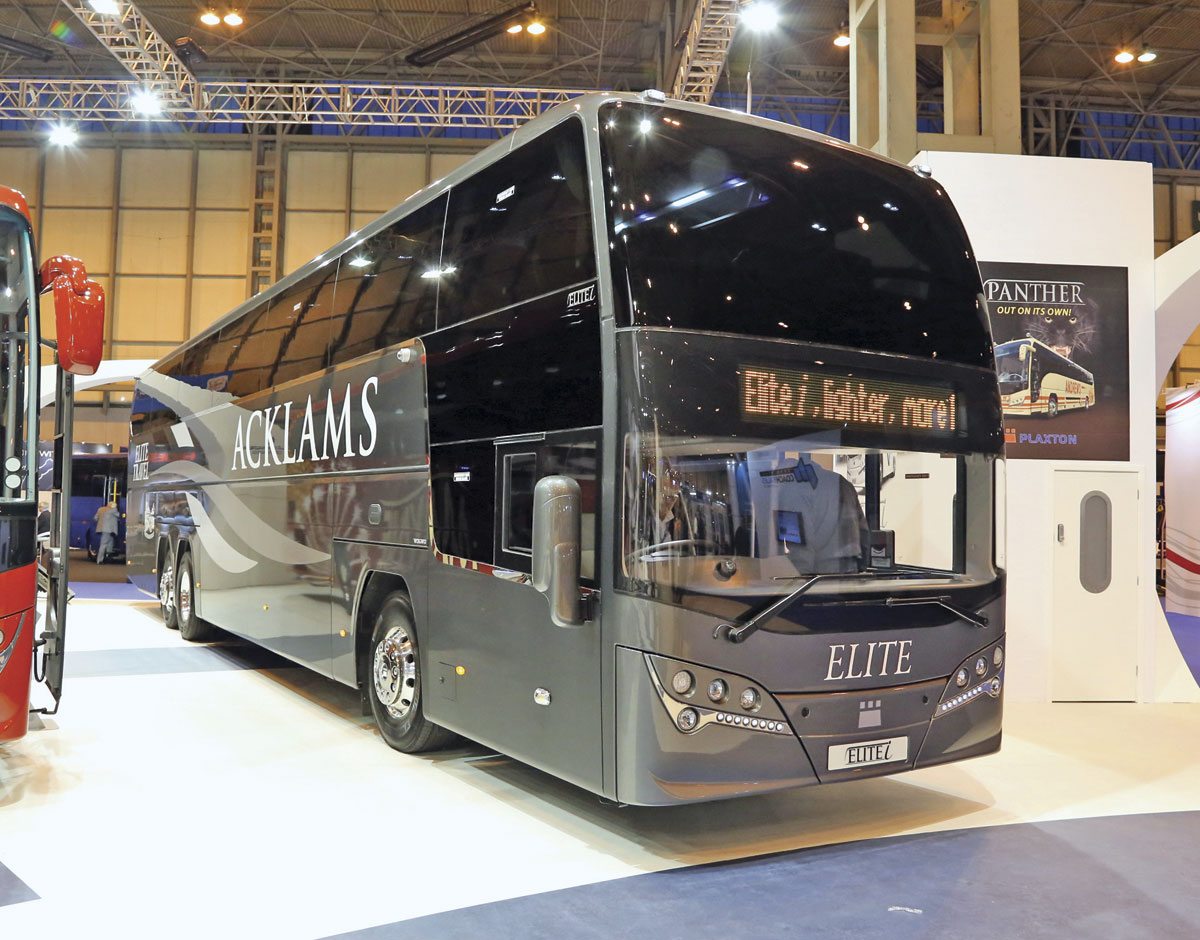 Euro Bus Expo 2014 - Large Vehicles - Bus & Coach Buyer