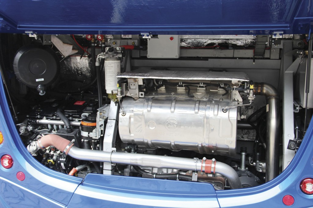 Optare works closely with engine manufacturers during integration of their engines into its vehicles (2)
