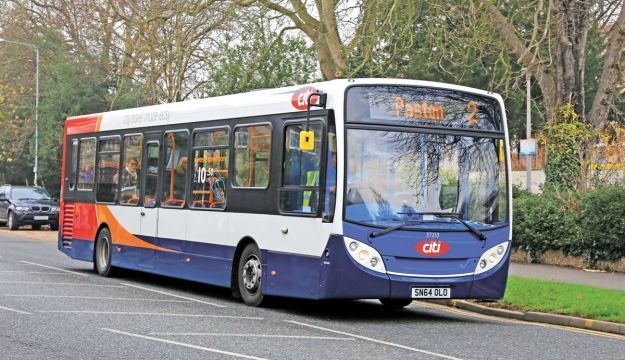 Stagecoach S 163 80m Bus Investment Bus Amp Coach Buyer