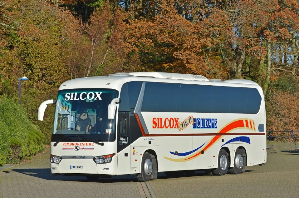Silcox Family Take Ownership Back Bus Coach Buyer