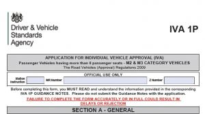 Online Individual Vehicle Approval application launched