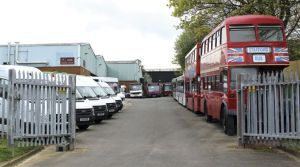 Stafford Bus Centre