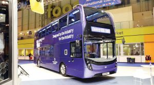 Alexander Dennis and Chinese bus maker in £19m collaboration