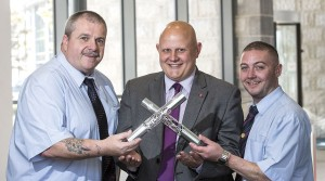 First Aberdeen drivers given batons