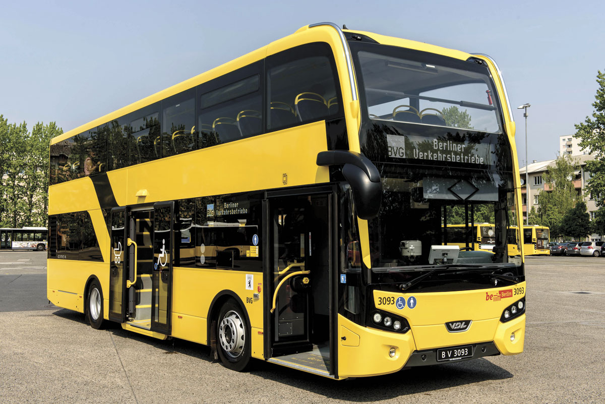 VDL Citea DLF-114 - Bus & Coach Buyer