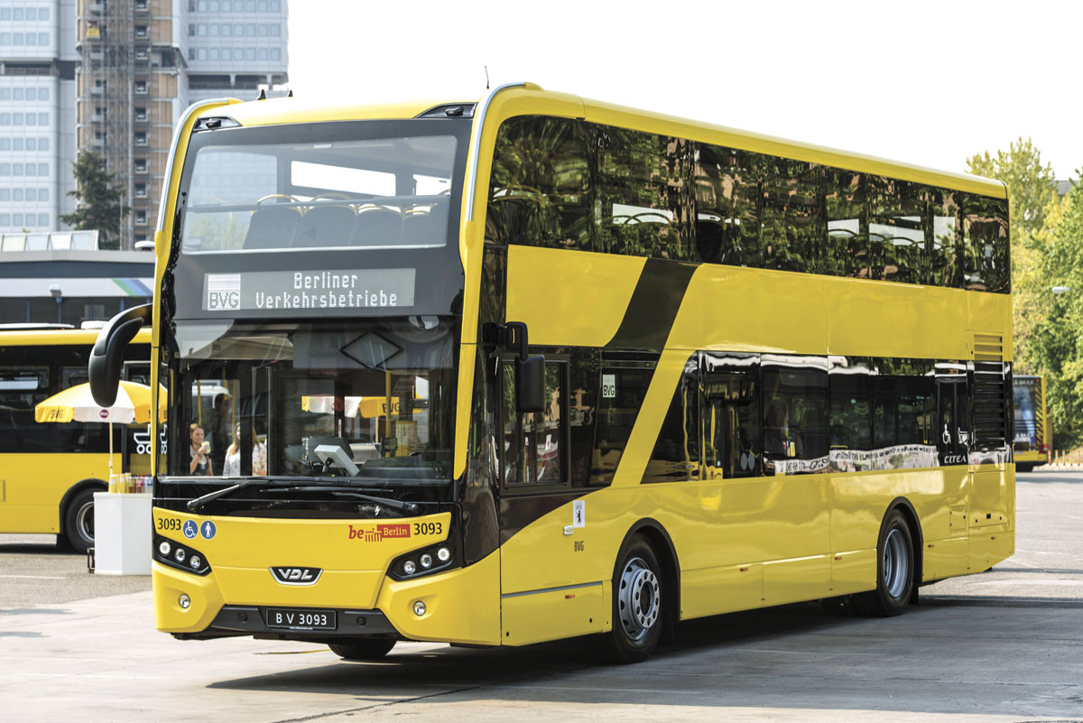 Vdl Citea Dlf 114 Bus Amp Coach Buyer