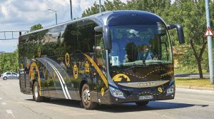 Iveco Magelys Pro wins International Coach of the Year 2016