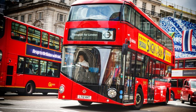 59 next for New Routemasters