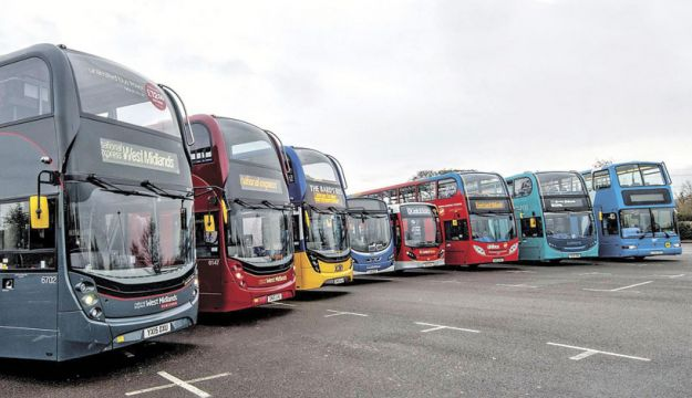 UK's first Bus Alliance launched
