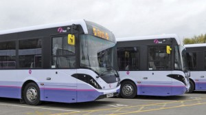 Enviro200s for First Glasgow