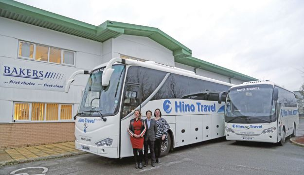 Hino Travel buys Bakers Travel