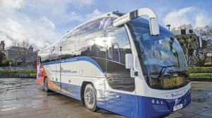 Elites for Stagecoach East Scotland