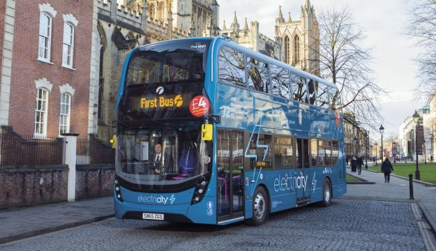 First launches electric ADLs in Bristol