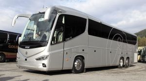 Irizar i8 Integral – Aspirational flagship launched in right hand drive