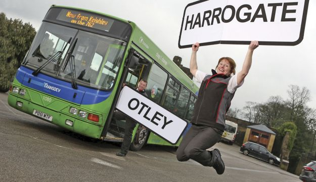 Transdev extends route
