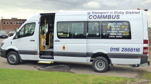 Sprinter Mobility for Commbus Project