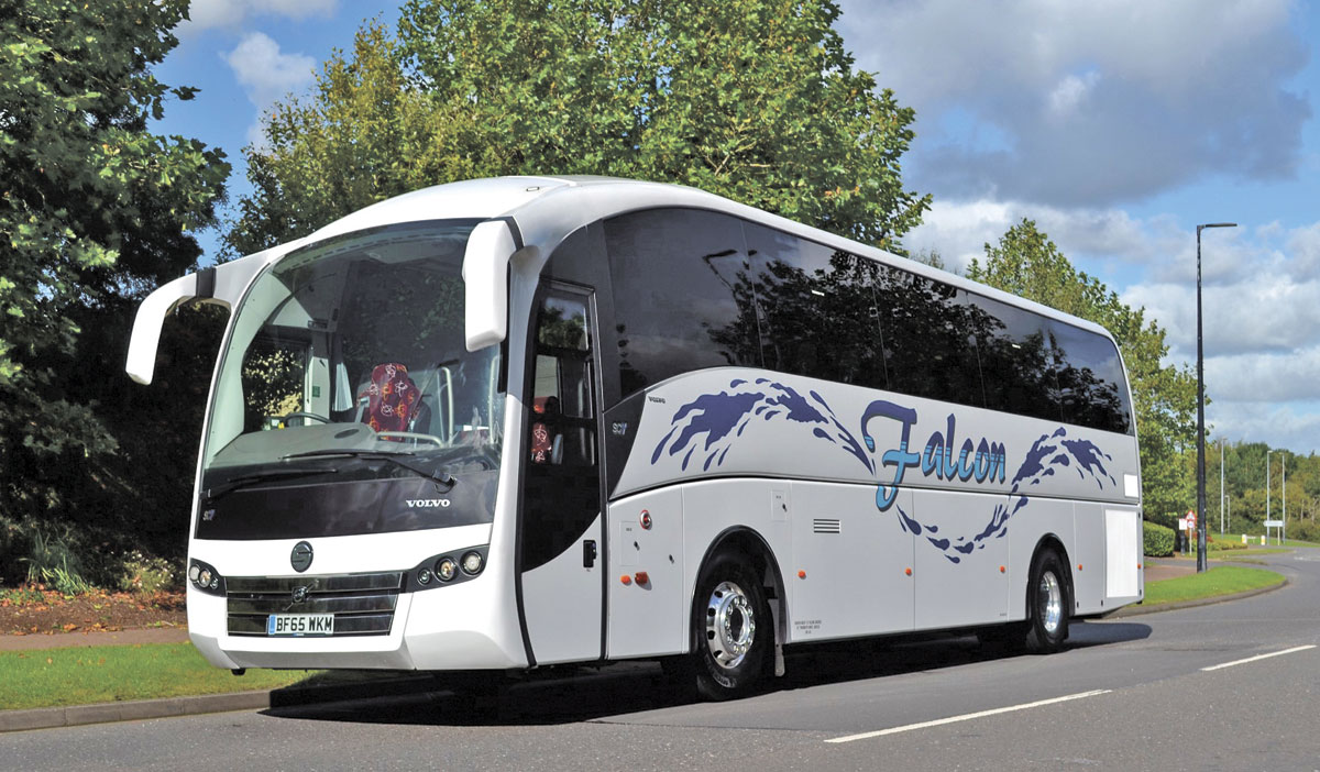 Falcon Volvo Sunsundegui Bus Amp Coach Buyer