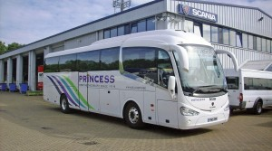 Scania Irizar for Princess
