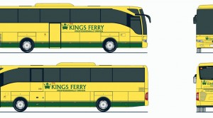 The Kings Ferry's new Tourismos