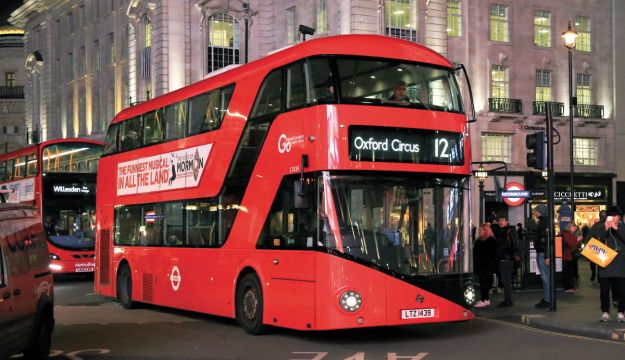 TfL's 'world leading' bus safety scheme