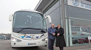 Catteralls' second Irizar integral