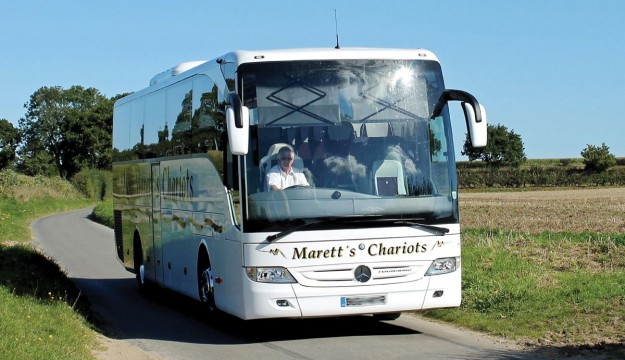 Another Tourismo for Marett's Chariots
