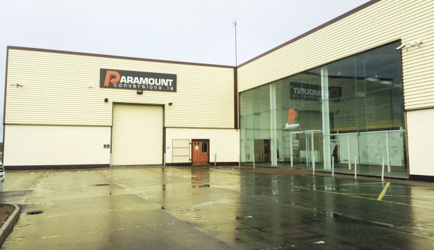 Paramount Conversions new site