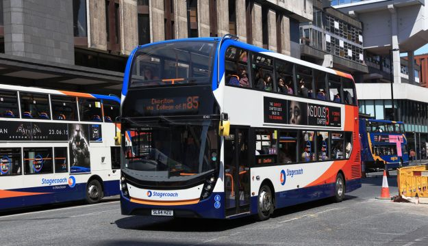 Stagecoach: £11m tax treatment ruling