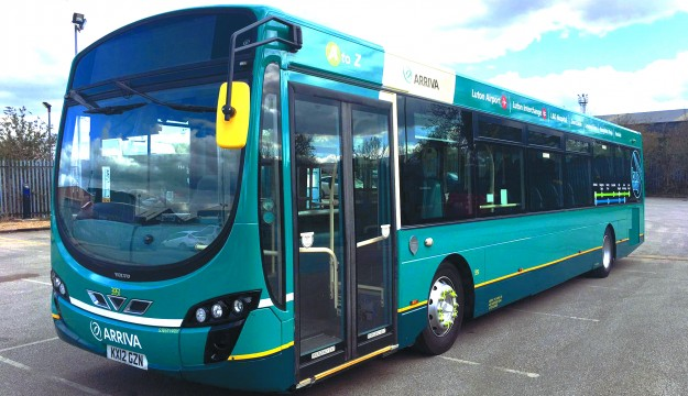 Arriva Busway boost…