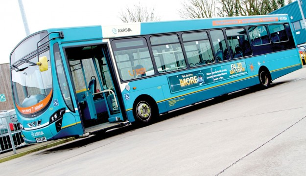 Arriva Leicester welcomes report