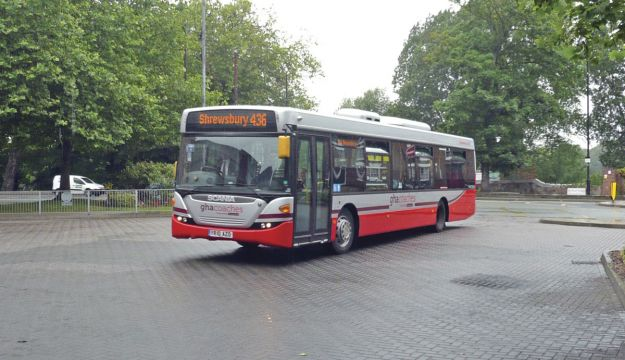 GHA taking on Arriva routes