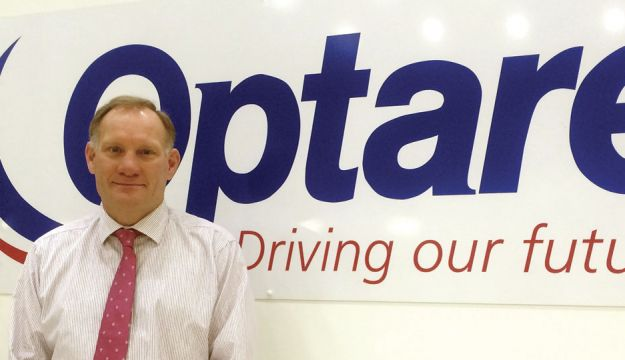 New Optare President