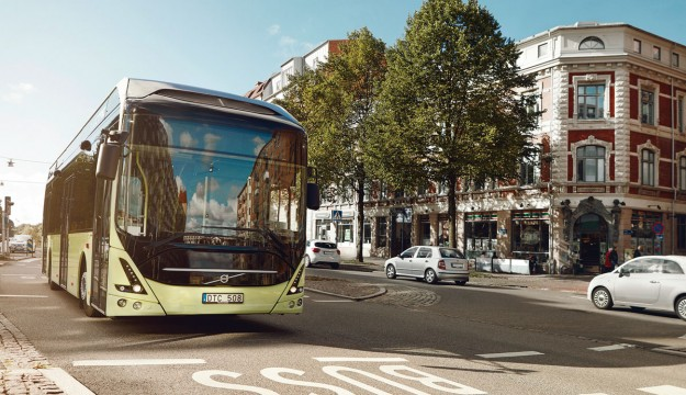 Volvo award for electric bus