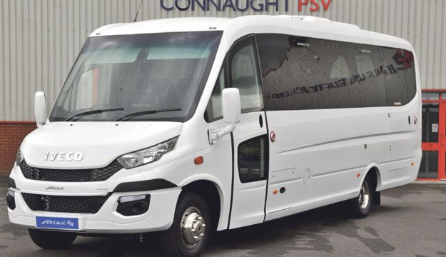 Connaught launches Iveco based Ferqui SR