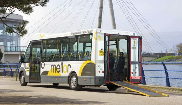 Mellor works with Minibus Options