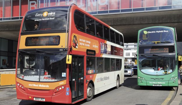 Bus Services Bill