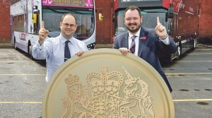 Transdev and First Leeds team up